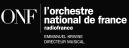 Orchestre National de France de Radio France