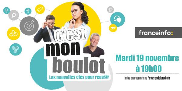 franceinfo: Mardi 10 avril à 19h30. Infos et réservations / maisondelaradio.fr